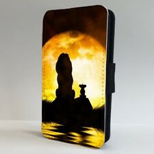Disney The Lion King Amazing Silhouette FLIP PHONE CASE COVER for IPHONE SAMSUNG