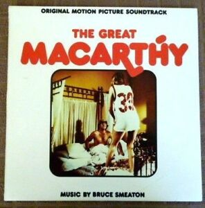 Bruce Smeaton - The Great Macarthy - 1975 Aust Stand Alone - EX / MINT Vinyl LP