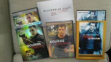The Bourne Trilogy : Bourne Identity / Bourne Supremacy / Bourne Ultimatum ALL