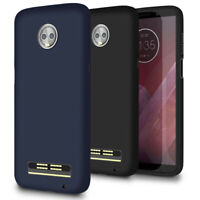 Lightweight Slim Bumper for Motorola Moto Z3 Play Silicone Rubber Phone Shell