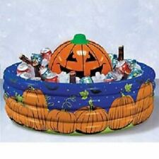 Inflatable Pumpkin Drinks Cooler Party Supplies