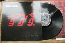 EX  THE POLICE - Ghost in the machine -  LP   EX