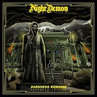 Night Demon - Darkness Remains [New CD] Expanded Version, UK - Import