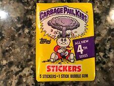 Garbage Pail Kids 4th Series