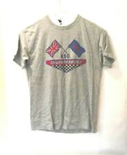 BSA 650 Thunderbolt Men's Large Gray Graphic T-Shirt (SS)