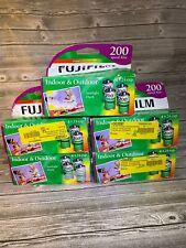 FUJI Fujifilm Fujicolor 200 Speed 20 Rolls Of 24 Exposures 35mm Expires 2/2019
