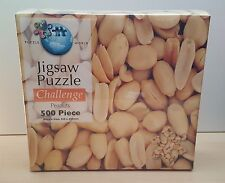 Puzzle World Challenge 500 Piece Jigsaw Puzzle New Sealed Peanuts 32 X 42cm