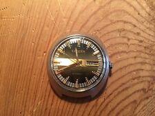 Watch Watch Vintage CITIZEN - Automatic Steel Case - 36 mm - Watch watch Montre