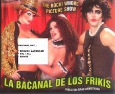 LA BACANAL DE LOS FRIKIS Parodia Drake Jessica Blue Alektra English language DVD