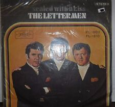 The Lettermen sealed with a kiss 33RPM FL-1909,  FL-1910 103016LLE