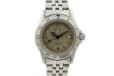 Vintage Tag Heuer 1500 Professional WD1411-PO Quartz Ladies Watch 1620