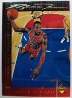 1994 94 Upper Deck Basketball Heroes Michael Jordan #40, Gold Signature, Sharp!