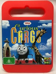 Thomas & Friends - Curious Cargo - DVD - AusPost with Tracking