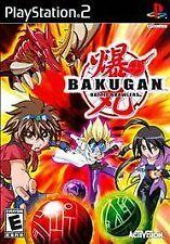 Bakugan Battle Brawlers (Sony PS2, 2009)Pre-owned w/case & manual #GPP31