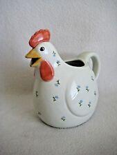 Otagari Japan Chicken Rooster Pitcher 28 Oz