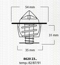 Thermostat Eau TRISCAN TRABANT 1.1 1.1 41 CH