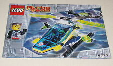 LEGO INSTRUCTION MANUAL BOOKLET BOOK ONLY 6773 Alpha Team Helicopter