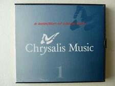 Chrysalis Music 1 Limited Edition Promotional Disc 1994 20 Tracks (Fine Tunes)