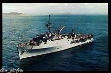 USS Duluth LPD-6 postcard  US Navy Ship Amphibious Transport Dock