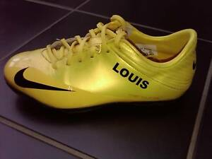 5 x PERSONALISED NAME STICKERS FOR YOUR FOOTBALL BOOTS