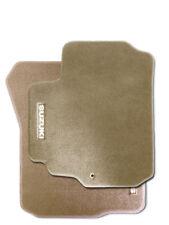 2009 2013 SUZUKI SX4 DELUXE CARPETED FLOOR MAT SET OF 4 BEIGE OEM 990B0-31025
