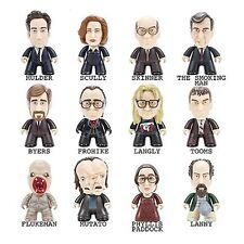 Titans Vinyl X-Files Mini Figures Truth is Out There Collection - YOU CHOOSE