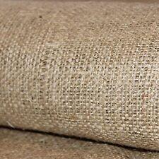 Heavyweight 10 oz Jute Burlap Fabric - 40 in Wide x 5 Yards - FedEx 2Day Ship