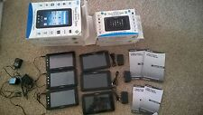 """Lot of 6 Craig 7"""" Android Tablets - 3 x CMP738 & 3 x CMP741 for Parts/Repair"""