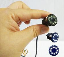 New nanny 170 degree wide angle mini light bulb color hidden pinhole spy camera