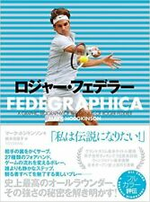 Fedegraphica: A Graphic Biography of the Genius of Roger Federer Japese Edition