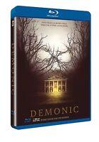 Demonic Region B / Blu Ray