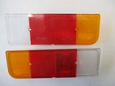 Opel Kadett C Rücklichtglas Rücklicht Glas Lichtscheibe SET 1223406 NEU Original