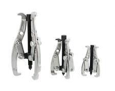 """ABN 3-Jaw Gear Puller Set 3"""" 4"""" 6"""" Inch Slide Gears Pulley Flywheel Removal Kit"""