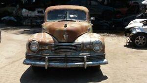 Drivers Left Rear Leaf Spring for 1948 Nash