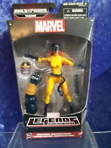 Marvel Legends Hasbro Thanos BAF MIB Hellcat