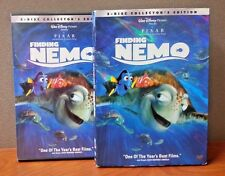Authentic Disney:Finding Nemo (Two-Dvd Collector's Edition) w/Slipcover Like New