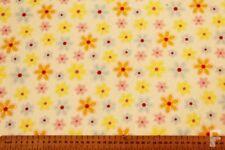 Telas y tejidos color principal multicolor de polialgodón para costura y mercería