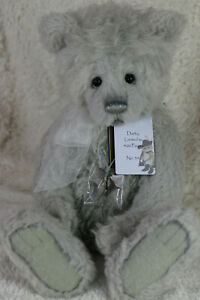 Charlie Bears - Darby by Isabelle Lee L/E 400 pieces - BNWT