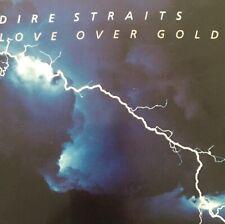 DIRE STRAITS LOVE OVER GOLD CD VERTIGO RED GREY LABEL SUPER BIT MAPPING PRESSING
