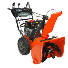 "Ariens Platinum 24 SHO (24"") 369cc Two-Stage Snow Blower w/ EFI Engine"