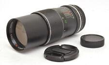 Accura Diamatic YS 200mm F3.9 Lens For M42 Screwmount! Good Condition! Read!