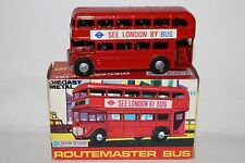1960's Lonestar Routemaster Bus,  Diecast Metal with Box