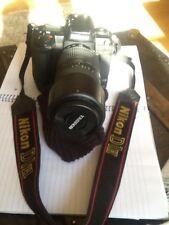 Appareil photo numérique Nikon D1H avec accessoires