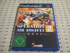 Operation Air Assault 2 for Playstation 2 ps2 PS 2 * BOXED *