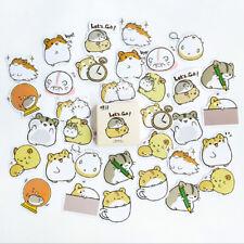 45pcs/Lot Small Hamster Stickers Decorative Sticker DIY Diary Craft Photo Album