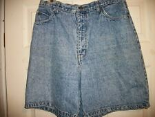 HONORS WOMEN'S DENIM SHORTS SIZE 14 INSEAM 6""