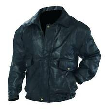 Leather jacket for mens ebay