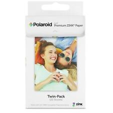 "20 Sheets POLZ2X320 2x3"" 2 x 3 Polaroid Premium ZINK Photo Paper for Z2300"
