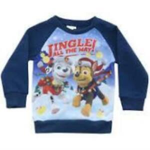Kids Paw Patrol Xmas Pullover/Sweater