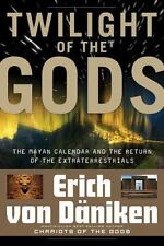`Von Daniken, Erich/ Quaint...-Twilight Of The Gods BOOK NEW